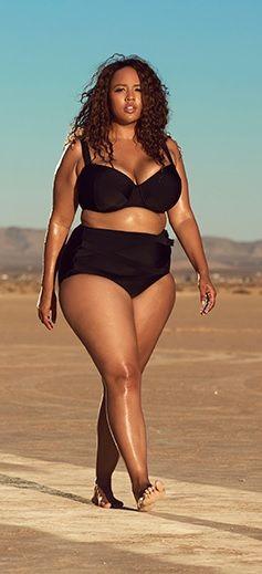 Gabi Fresh Plus Size Swimwear - Plus Size Swimsuit