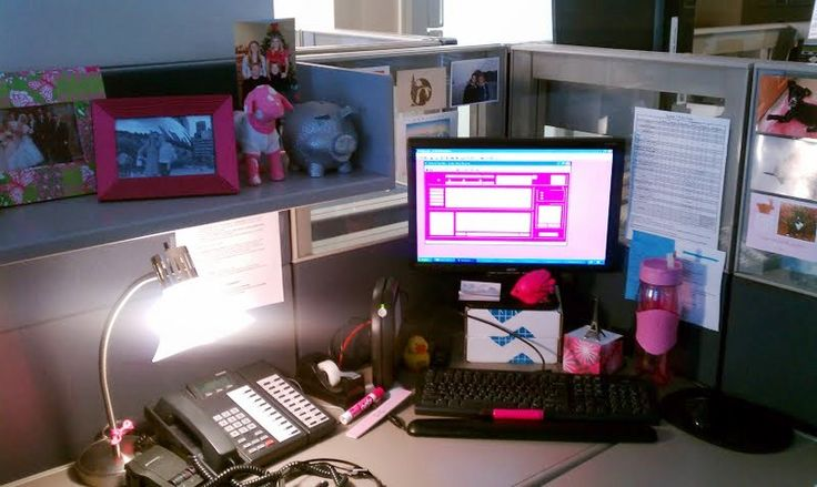 137 best office cubicle idea starters images on pinterest for Cool things for your cubicle