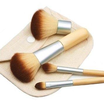 Eco Tools set čopičev - Mineral Brush Set 1213