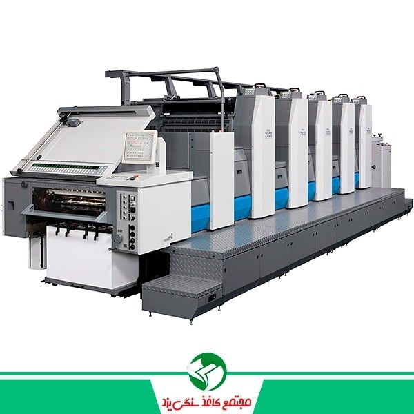 کاغذ سنگی برای انجام چاپ با دستگاه چاپ افست مناسب است