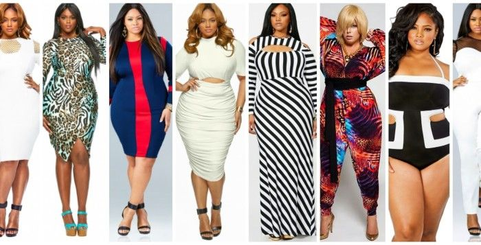 Pretty Plus Size Spring Dresses - Outfit Ideas HQ...I WOULD LIKE TO KNOW WHERE TO GET ALL OF THESE!?!