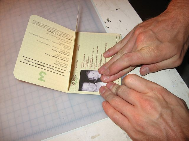 1000 Images About Paper Products On Pinterest Invitation Wording Passport