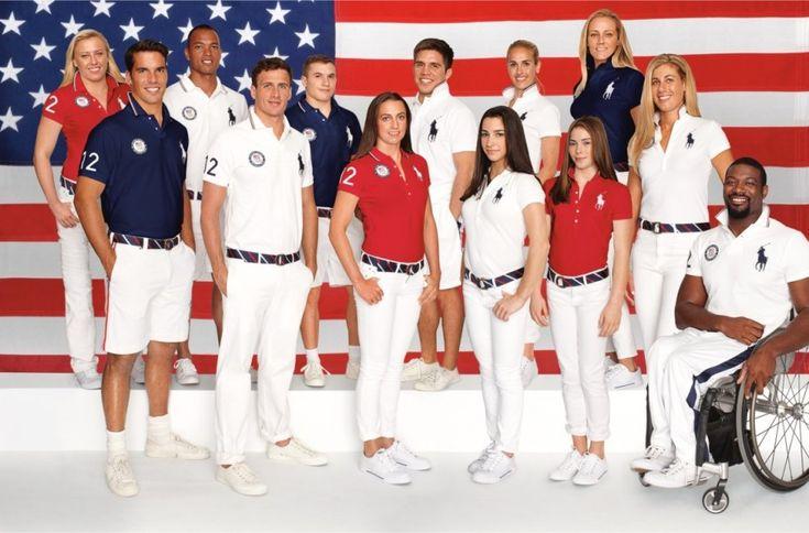 Polo Ralph Lauren Men S Team Usa Ceremony Boat Shoes