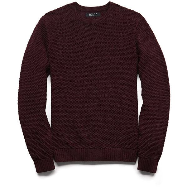 21 MENS Popcorn Knit Sweater ($6.93) ❤ liked on Polyvore featuring men's fashion, men's clothing, men's sweaters, mens knit sweater and mens short sleeve sweater