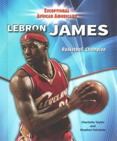 """""""A biography of basketball player LeBron James""""--"""