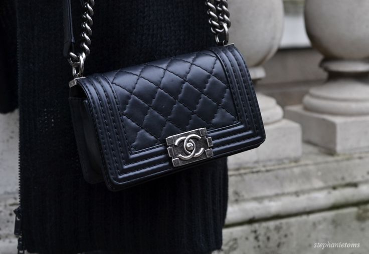 BOY OH BOY Stephanie Toms: http://cocochic.creatorsofdesire.com  #fashion #lfw #streetstyle #chanel