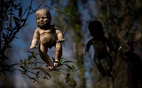 L'Isola delle Bambole: uno dei 10 luoghi più spaventosi al mondo   Wasterpiece