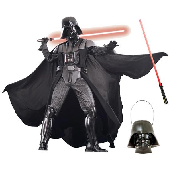 Complete Supreme Darth Vader Adult Costume - Adult Star Wars Costumes