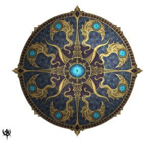 Flying disc of Tzeentch concept