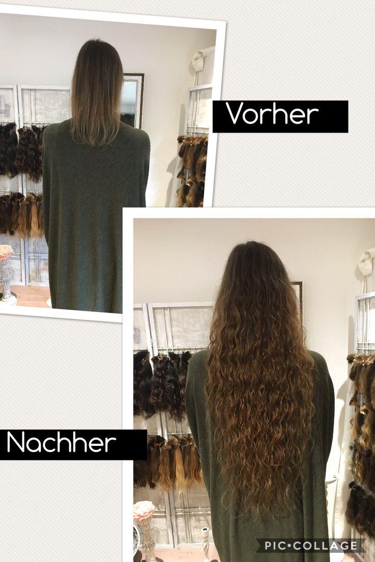 Galerie Haarverlängerung