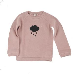 Emile et Ida - Rainy day sweat: Sweat Diy, Sweaters, El Style, Emil, Sweatshirts, Ida Attcrowdtap, Rainy Days, Rain Drop, Black Cloud