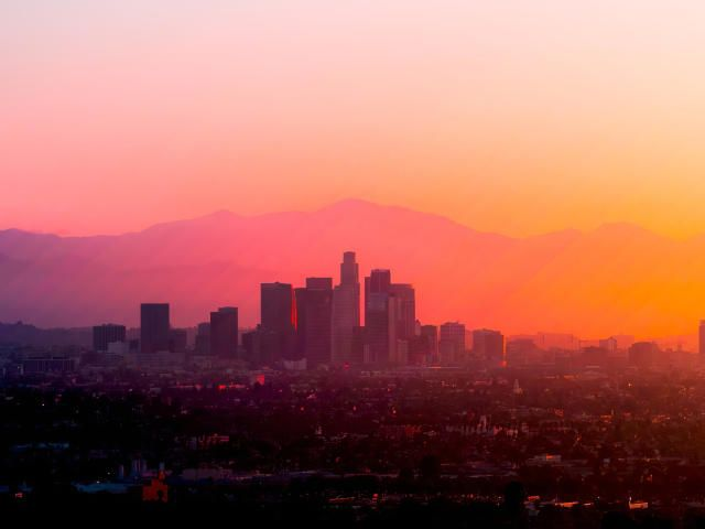 Los Angeles Wallpaper Hd City 4k Wallpapers Images Photos And Background In 2020 Los Angeles Wallpaper City Wallpaper Sunset City