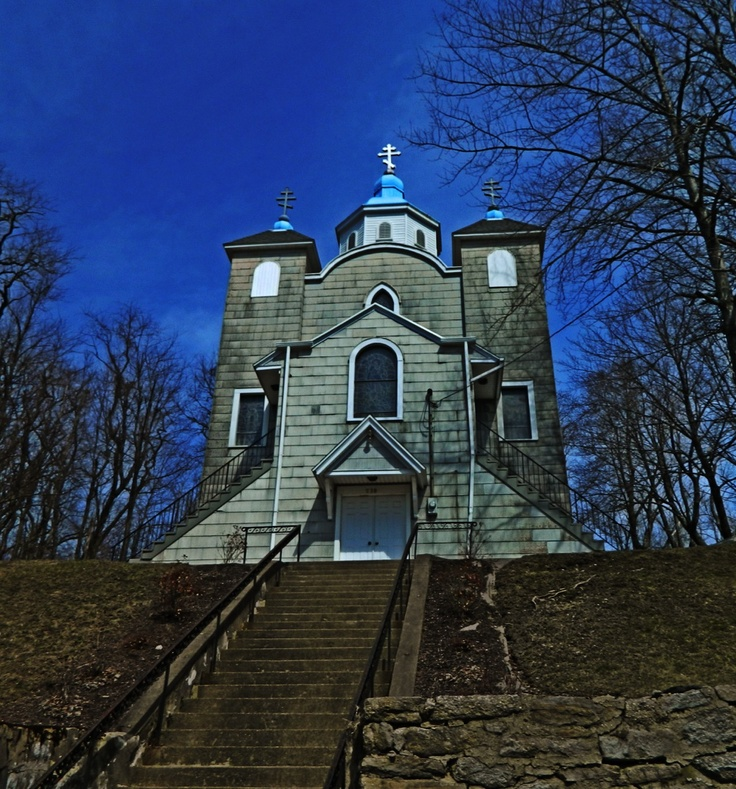 Haunted Places In Pa Halloween: Ghost Towns, Ghosts And Church On Pinterest