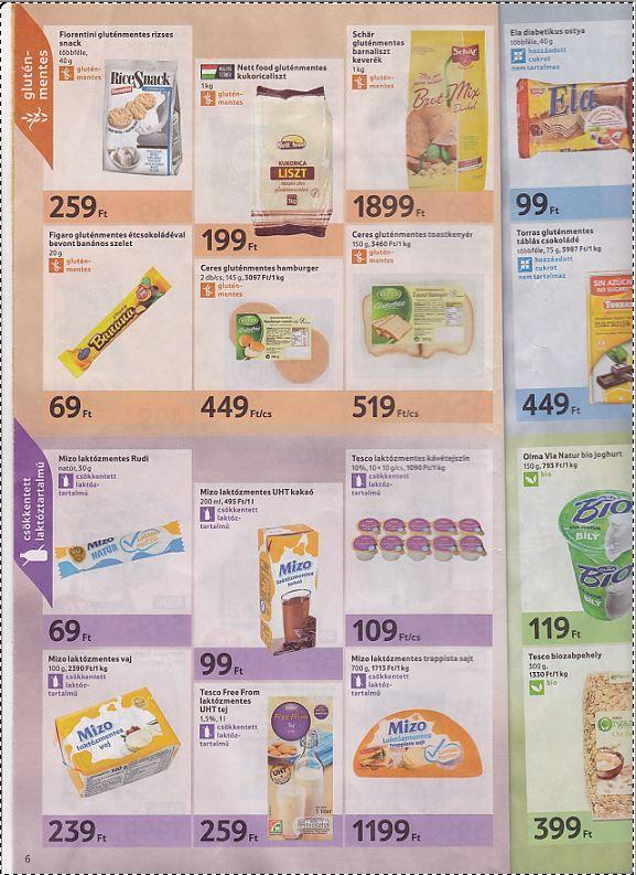 Laktózmentes termékek akciói 2016 júnlus Megkaptuk az első bejelentéseket a laktózmentes termékek akcióiról A lista folyamatosan frissül.Ha olcsóbban szeretne vásárolni érdemes követni!