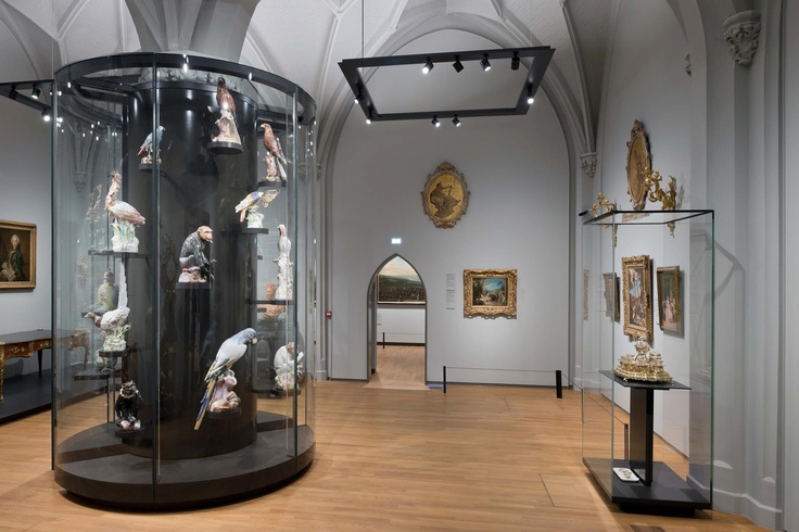 18th Century Gallery, 2013. Photo: Iwan Baan