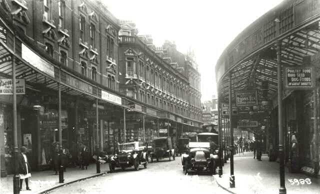 Electric Avenue, Brixton