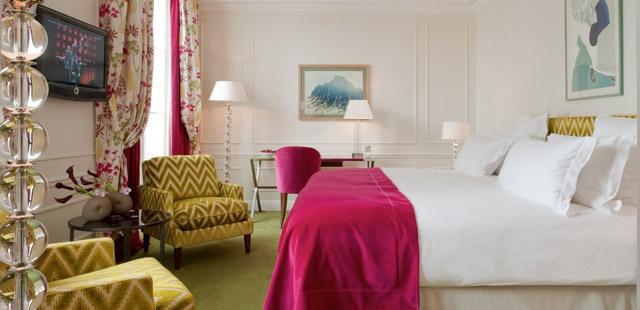 Le Burgundy Paris, 1st Arr. — Paris Luxury Hotels | Tablet Hotels