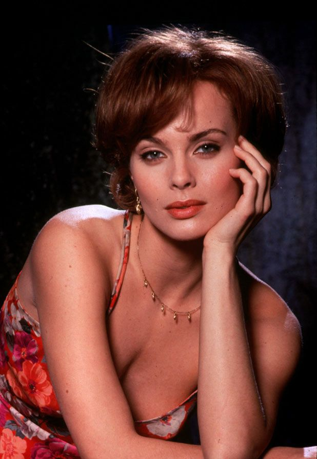 GoldenEye Izabella Scorupco James Bond Natalya Simonova