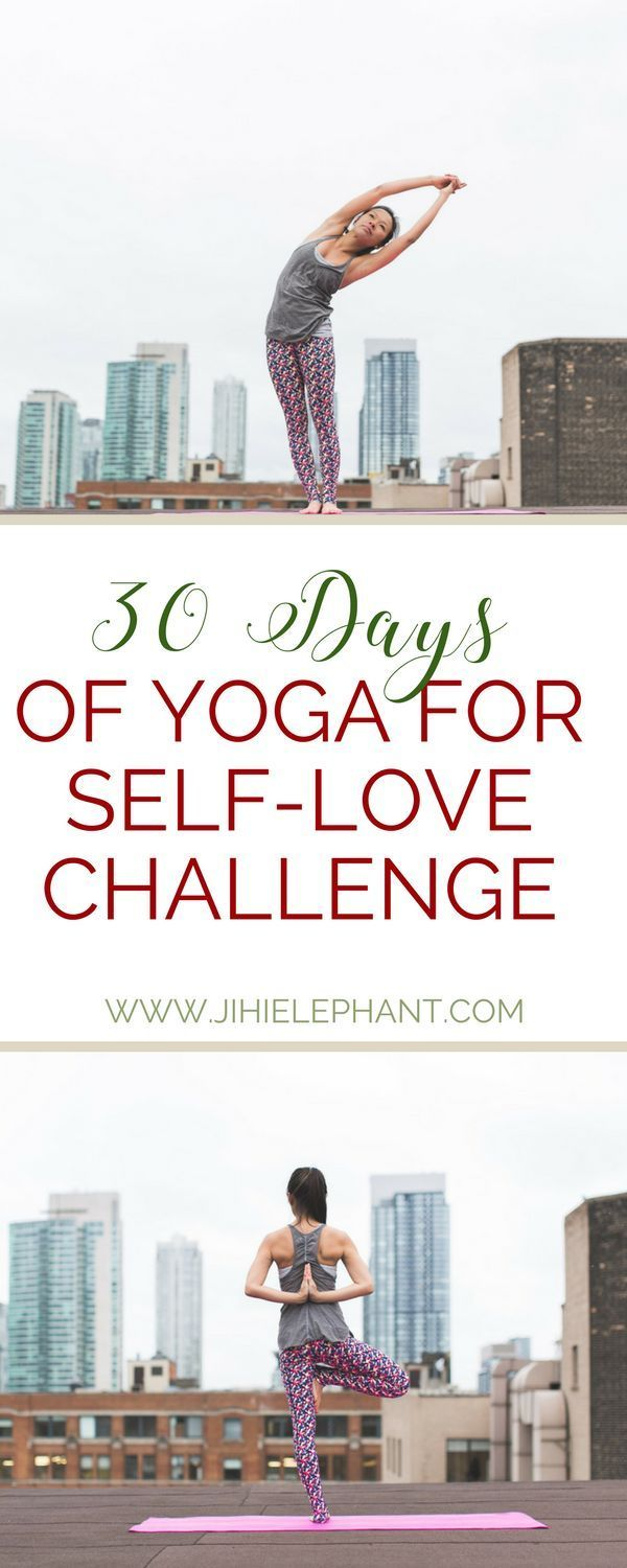 One of my goals for 2018 was to do yoga regularly. I define regularly as almost every day and consistent. I have not been doing a great job at keeping up with this. I chose yoga because I really enjoy it, it can be done from home, and it is so very good for physical and mental health. For these reasons, I have decided to challenge myself to 30 days of Yoga for Self-Love and I would like you guys to join me!