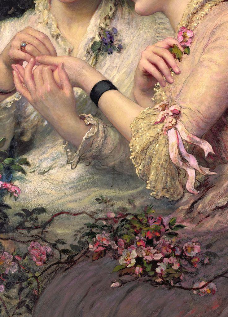 James Sant: A Thorn Amidst Roses
