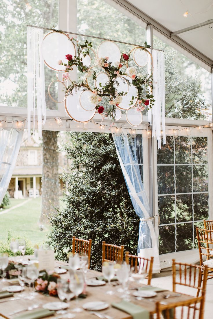 Katie & Mike at Anthony Wayne House - by Buttercup: Pat Furey Photography.