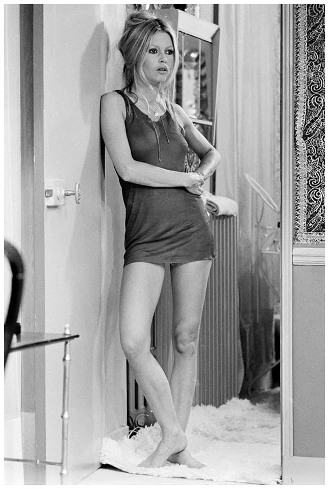 Brigitte Bardot – Getty Archive 1968 Photo Terry O'Neill