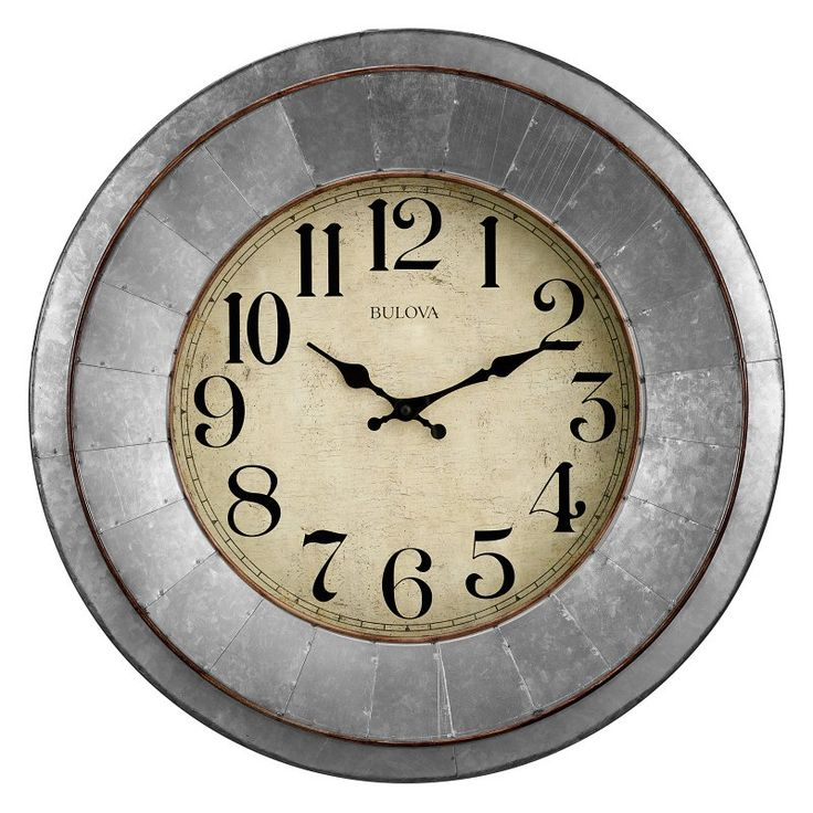 25 Best Ideas About Bulova Wall Clock On Pinterest