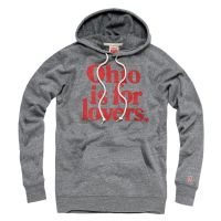 HOMAGE Ohio Is For Lovers Hayes Hoodie Fleece Sweatshirt - $65.00