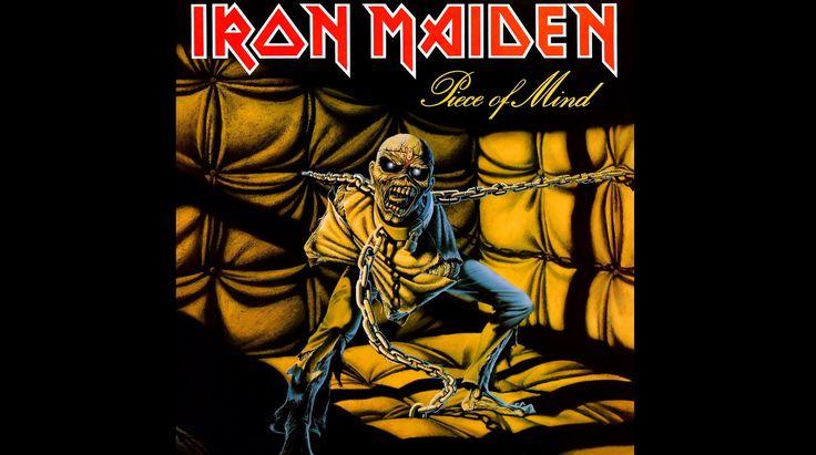 Iron Maiden - Piece Of Mind (1983) - Full Album