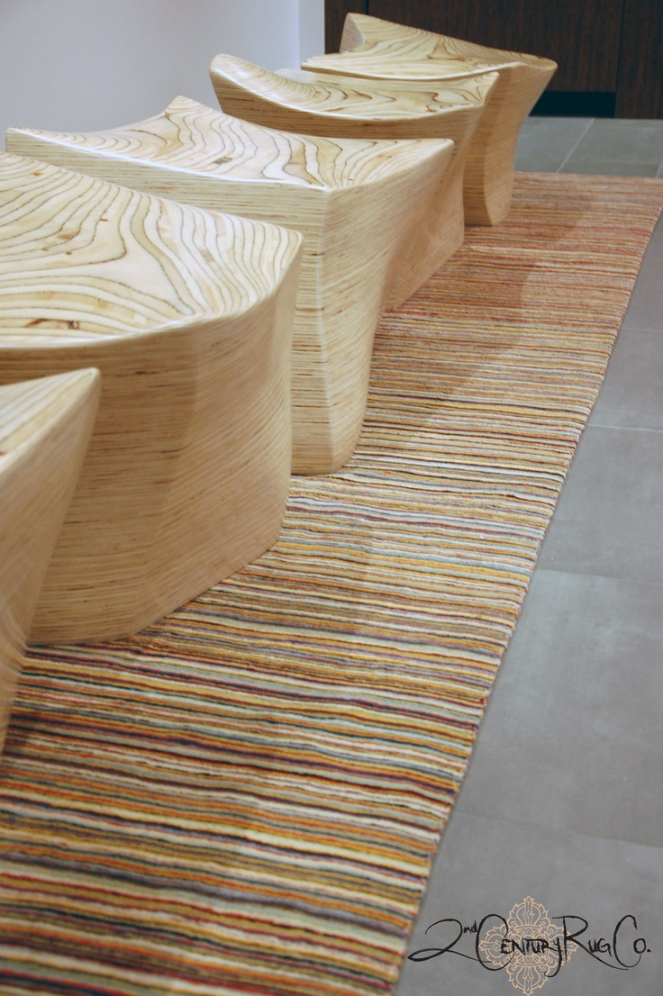 Century Rugs Runner Made For An Office E Vancouver Bc