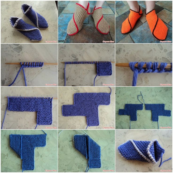 Knitting Shoes Tutorial : Best images about zapatos y botas a crochet on