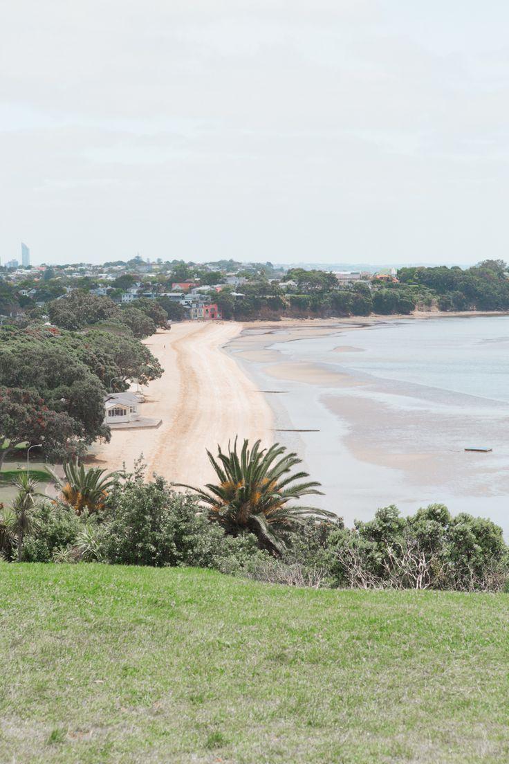 Cheltenham Beach Auckland | On the Gratia Blog