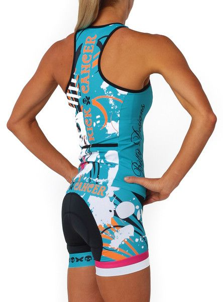 I want this racing Kit!   Fight Cancer With Attitude! A portion of proceeds at the end of 2014 will go to: Keep A Breast Foundation, UC San Diego Moores Cancer Center and The Seany Found