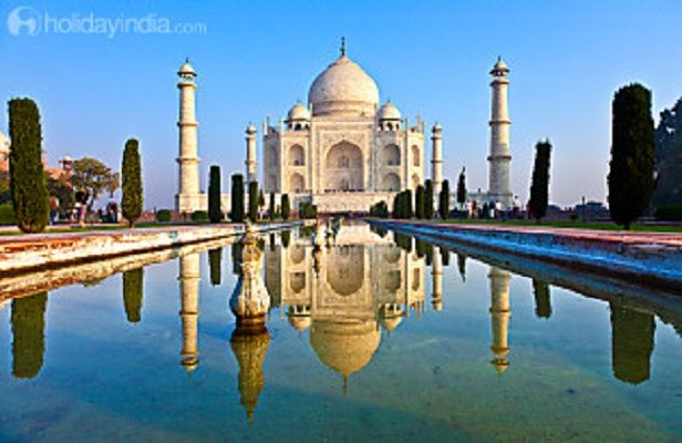 Agra- is known the former capital of Hindustan