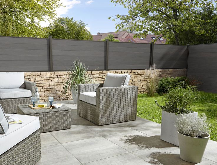 48 best terrasse images on Pinterest Landscaping, Garden ideas and