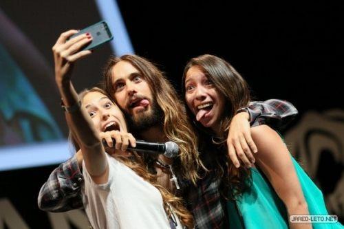 Selfie with Echelon.