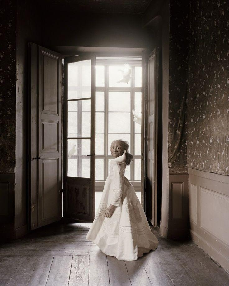 Helena Blomqvist, 'The Ivory Dress,' 2016, Lars Bohman Gallery