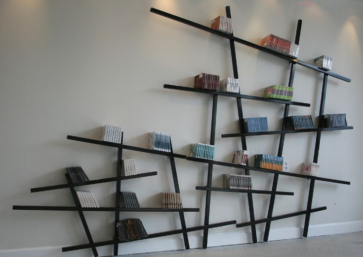 494 best creative bookshelves images on pinterest