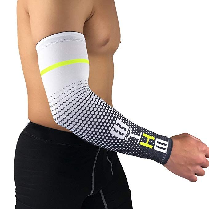 Cocohot Uv Protection Cooling Arm Sleeves For Men Women Moisture