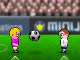 "Here is a different football game is with you. In this game you're controlling the game with your head and make score with it too.If you want to play this game in 2 players mode choose ""2 Player"" section from the menu.    Read more: http://www.onlinegames24h.com/sports-games/9192/head-action-soccer-2.html#ixzz1uKAfDK8B"