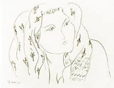 Selected Drawings and Graphic Work by Henri Matisse