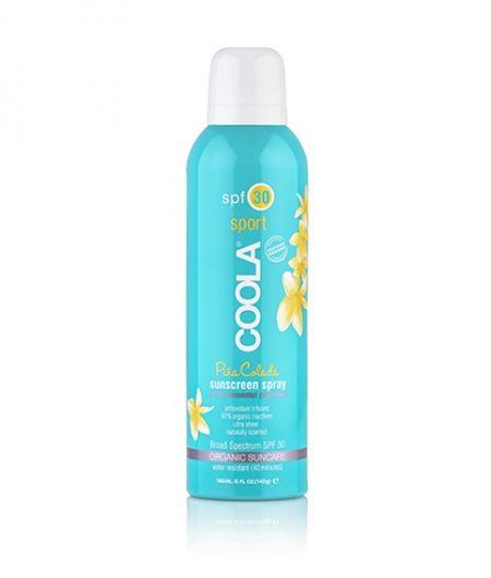 Sport SPF 30 Pina Colada Sunscreen Spray