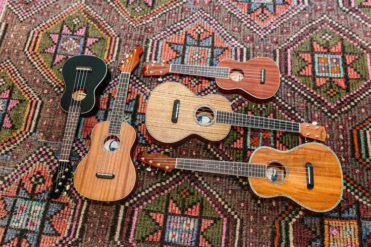 Uke-could say were excited about these Ukuleles!  Check out Fender's California Coast Series.