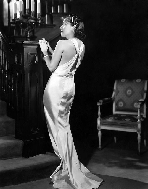 1930 hollywood glamour dresses