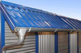 Different Types of Rain Gutter Guards That Save You Critical Clogging:… #Life_Style #construction #gutter_guard_3 #gutter_guards #gutters