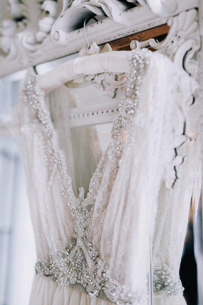 Wedding Dress by @tatyanakochnova www.allysonjames.net http://fave.co/2dQTUCy