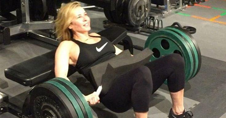 chelsea handler | Chelsea Handler Shows Off Her Hip Thrusters | Shape Magazine
