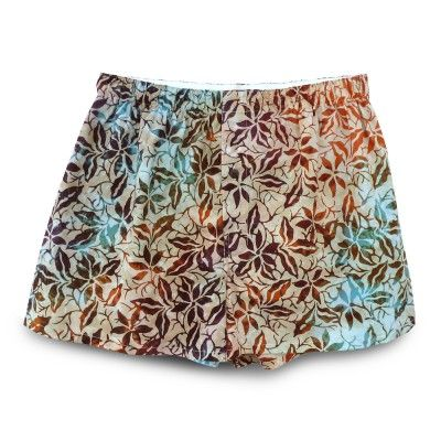 Unique Unisex Boxer size S Multi Floral LIKE us https://www.facebook.com/aquazybeachwear