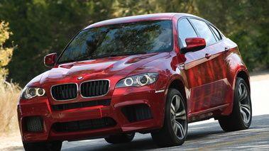 BMW X6 M 3/4