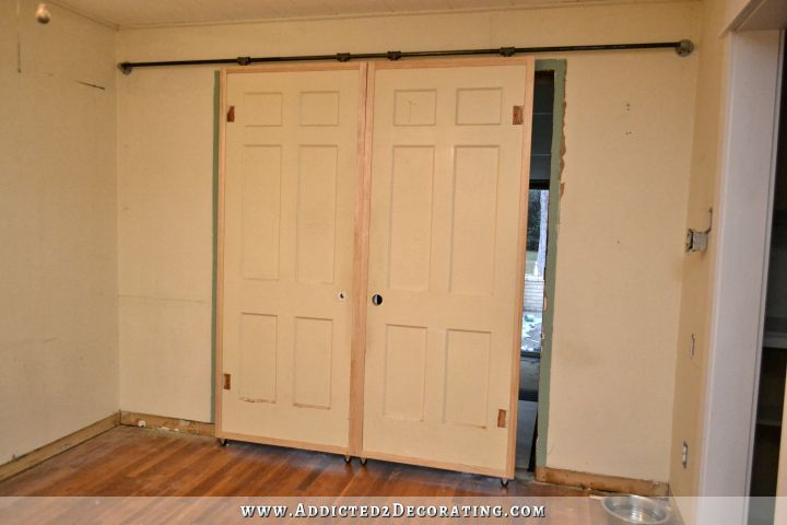 Rolling Barn Style Doors Inexpensive Hardware For Under